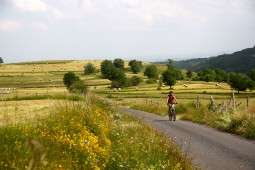 CYCLING THE VOLCANOES OF THE AUVERGNE